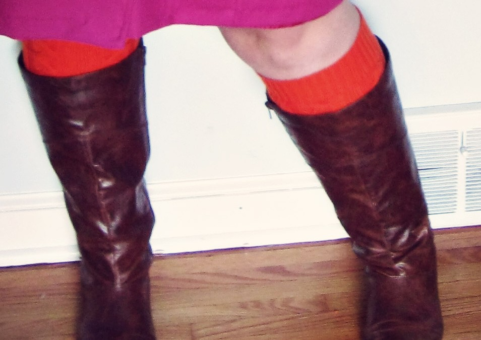 Flop #4: Sleeves for my Legs!