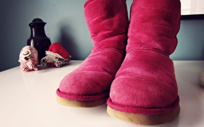 How to get one more year out of sad, sad Uggs