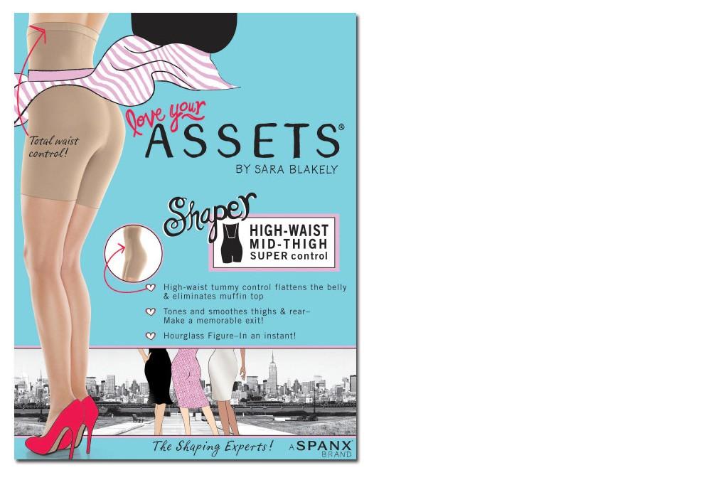 Roadtest: Assets High Waist Midthigh Super Shaper
