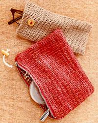 idea11 | knit pouch