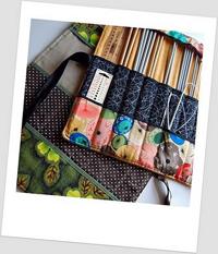 idea14 | knitting needle cases