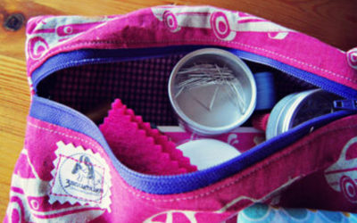 The workshop: sewing kits