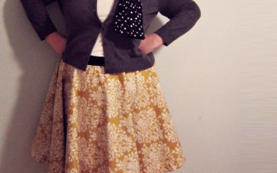 {2.1} Does this skirt make me look like a sofa?