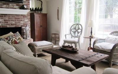 Living Room Reveal (finally)…