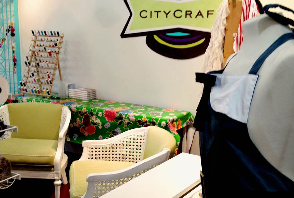 Sewing Tour: Dallas (part two) City Craft