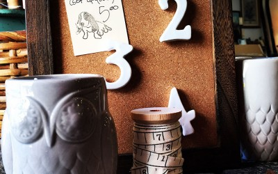 {11/17} New in the Shop…Numbers, owls and farm animals