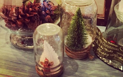 Five awesome (mostly DIY) holiday decorating ideas from Greenwood Antiques and Uniques