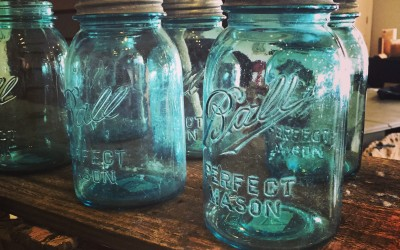 {11/10} New in the Shop… Everything Mason Jars