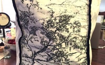 How-To Tea Stain Textiles