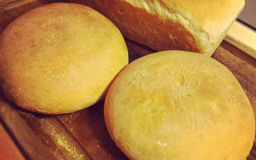 Back to Basics (Part II) Italian Bread