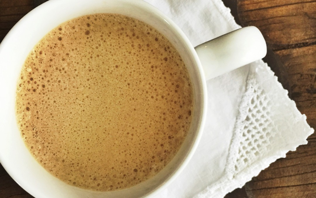 {recipe} Coconut Coffee