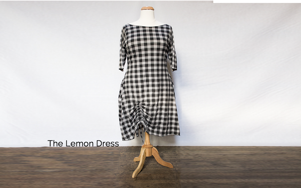 {new design} The Lemon Dress