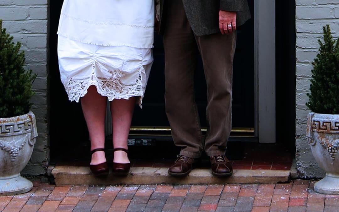 {sewn} The Wedding Dress