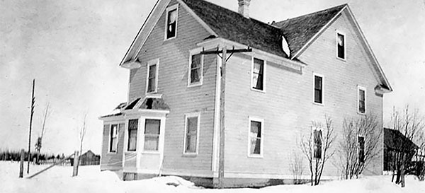 Northern Comfort B&B Back In The Day