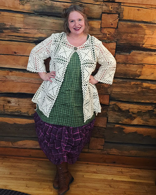 Spring Sudoku Wardrobe by Patty Brower