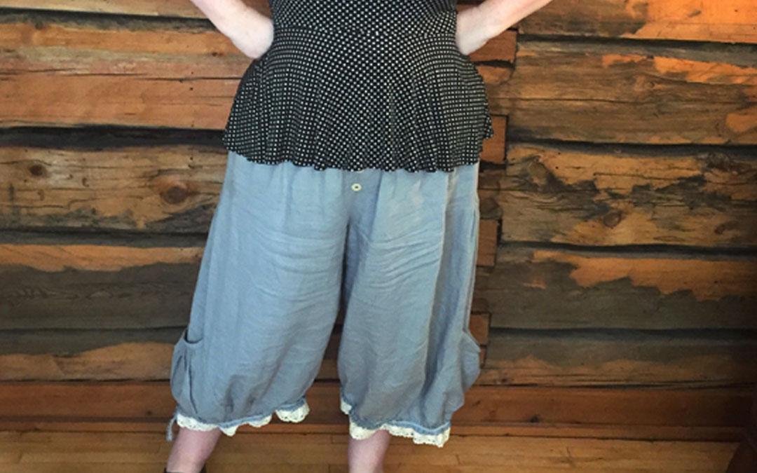 {finished} Perfect Pantaloons