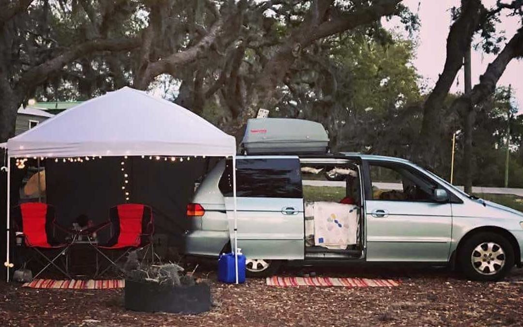 How Much Our Van Build and Vanlife Cost