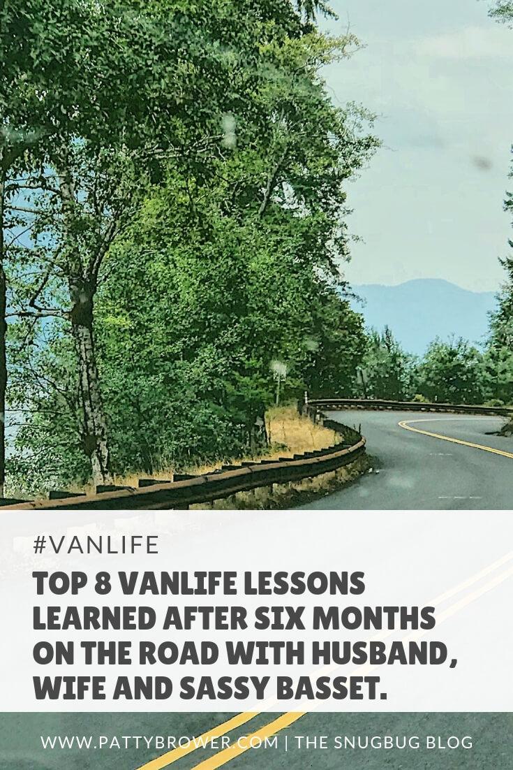 Vanlife Lessons