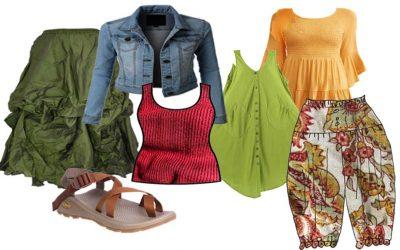 My Vanlife Minimalist Wardrobe